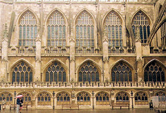 The Abbey in Bath (3 x PiP)
