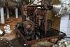 4 - Oops - wrong valve, oil leak