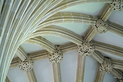 Chapter House of Wells Cathedral 5