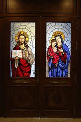 Windows of faith