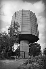 Wasserturm in Byfang (Essen) / 25.09.2016