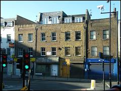 Dockhead end of Tanner Street