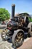 """Dordt in Stoom 2018 – 1921 Fowler steam engine """"Sir Douglas"""""""