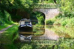 No.36 bridge, Shropshire Union Canal