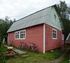 Соловецкие острова, Поселок Соловецкий, Типичный летний дачный домик