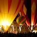 Ballonglühen - Balloon glow