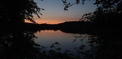 Cosmeston Sunset