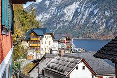 Autumnal Hallstatt (Austria)
