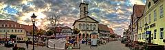 Seligenstadt - Marktplatz