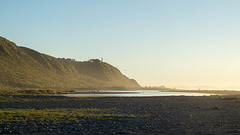 New Zealand - Wainuiomata Beach