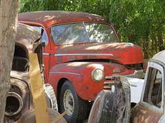 1946 Ford Super De Luxe