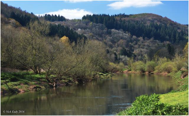 Brockweir Wye View
