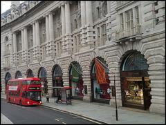 Regent Street bus stop