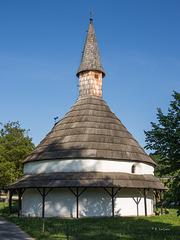 Über 1000 Jahre alt: Rotunde Sv. Janez (Sankt Johannes)