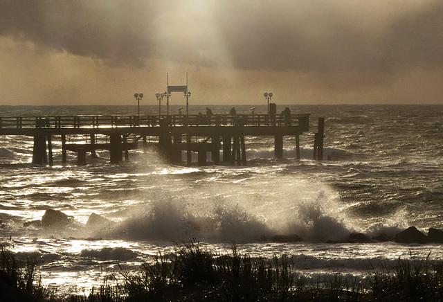 Nordsseefeeling an der Ostsee (2) - Lichtblicke