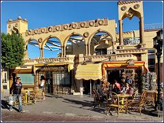 SHARM EL-SHEIK : Souvenirs e un buon caffè