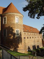Bad Belzig, Burg Eisenhardt
