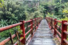 Brücke in Jington - HFF!