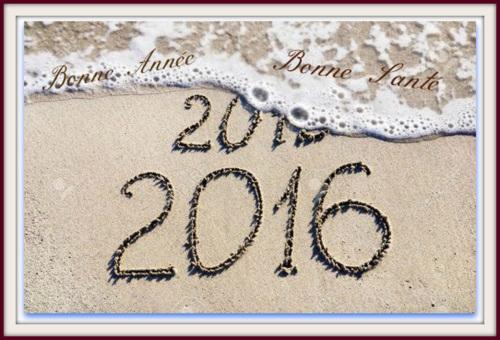 **  Bonne Année pour vous tous **
