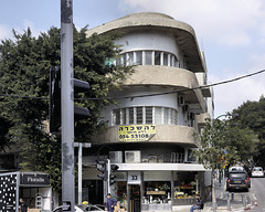Number 345½ – Allenby and Hess Streets, Tel Aviv, Israel