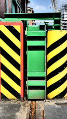 Farben im Hafenmuseum 1