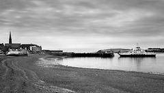 MV 'Loch Shira' Arriving at Largs