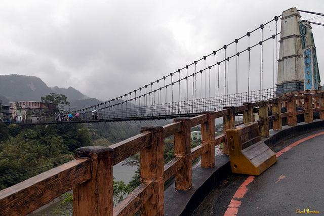 HFF - Hängebrücke in Shifen