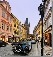 """ANTIQUE"" - Malá Strana - Praga - Czech Republic"