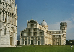 IT - Pisa - Piazza degli Miracoli