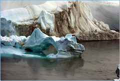 ICE : Ilulissat Greenland - (884) - CWP 5/2018 - 3° place 8v.