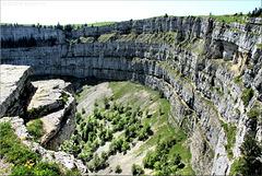 """Grand Canyon of Switzerland"""