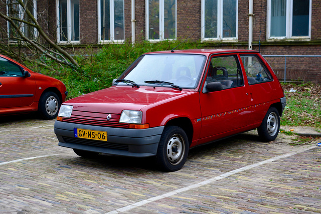1993 Renault 5 TR