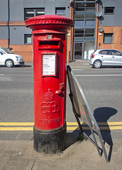 Edward VIII Pillar Box, Glasgow