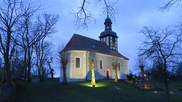 Dorfkirche Rieth
