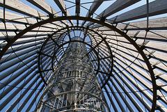 Aussichtsturm Bistumshöhe im Leipziger Neuseenland