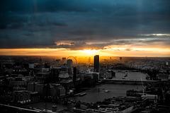 Londres s'endort...