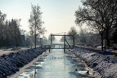 Winter in Ostfriesland