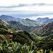 Un barco en la cima (Parque Rural de Anaga, declarado reserva de la biosfera. Al nordeste de Santa Cruz de Tenerife. Islas Canarias)