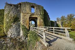 South Barbican Gatehouse - Helmsley Castle (1 x PiP) HFF Eveyone