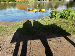 Schatten-Doppel im HaynsPark
