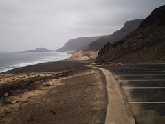 Coast view.