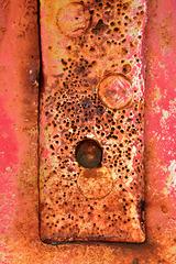 Capstan. Rusty details 6