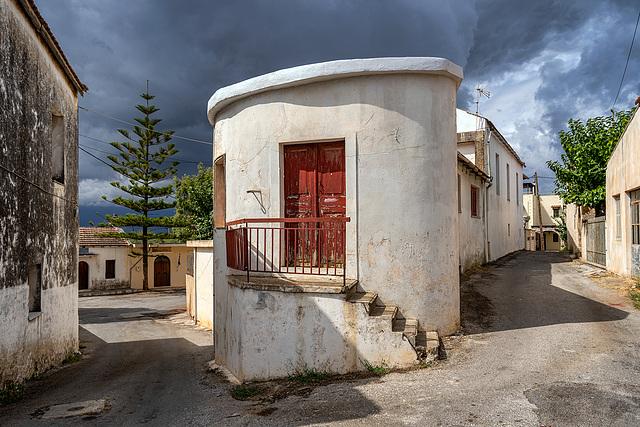 alleys of Kefalas