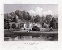 The Rookery, Westcott, Surrey (Demolished c1969)