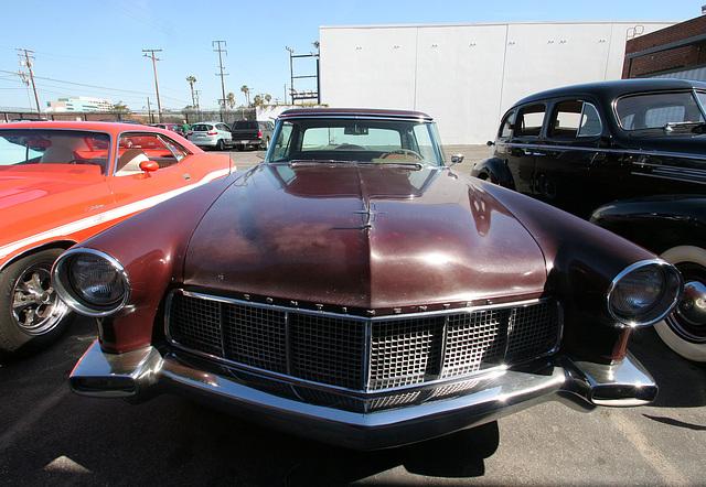 1957 Lincoln Continental (4991)