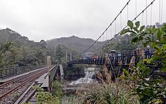 Brücken am Fluss