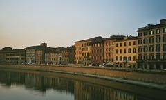 IT - Pisa - View from the Ponte di Mezzo