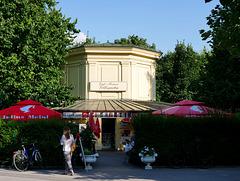 Wien, Volksgarten / Vienna, People's Garden