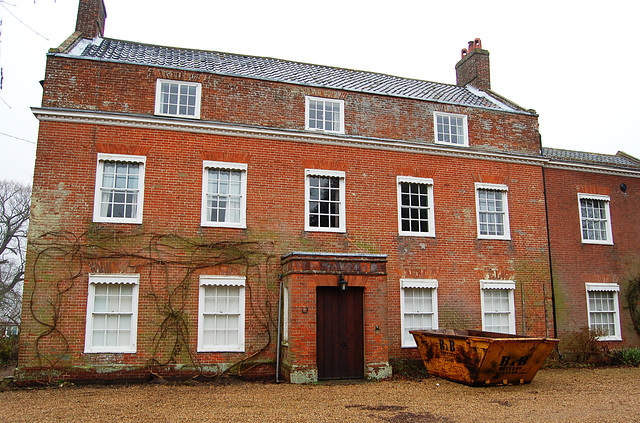 Mettingham House, Mettingham, Suffolk
