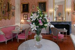 Le salon rose